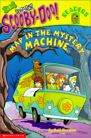 9780613261173: Map in the Mystery Machine (Scooby-Doo! Reader: Level 2)