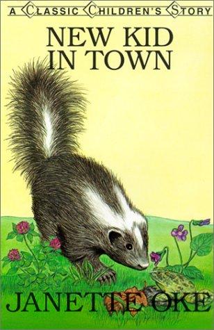 New Kid in Town (Classic Children's Story): Janette Oke, Brenda