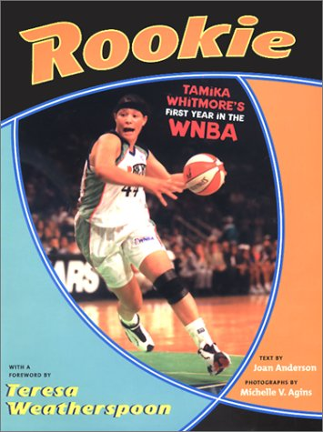 Rookie: A First Year with the WNBA (0613267834) by Anderson, Joan