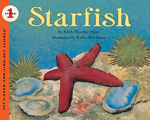 Starfish (Turtleback School & Library Binding Edition) (Let's Read-And-Find-Out Science): ...