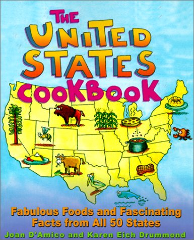 9780613273855: The United States Cookbook (Turtleback School & Library Binding Edition)