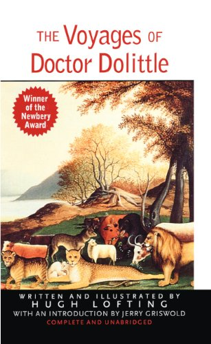 The Voyages Of Dr. Dolittle (Turtleback School & Library Binding Edition) (Signet Classics (Pb)) (0613276817) by Hugh Lofting