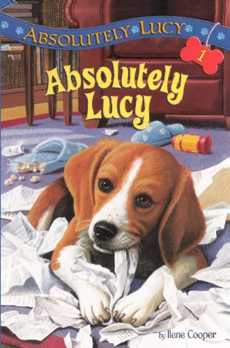 9780613276948: Absolutely Lucy (Turtleback School & Library Binding Edition) (Road to Reading Mile 5: Chapter Books)