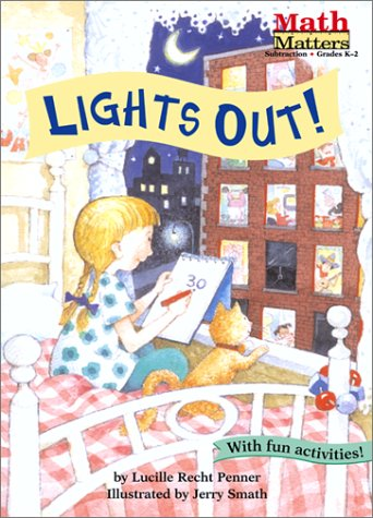9780613279406: Lights Out! (Turtleback School & Library Binding Edition) (Math Matters (Prebound))