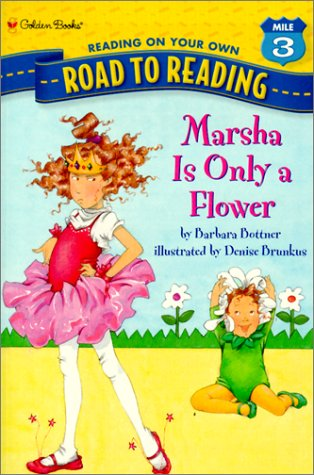 9780613279727: Marsha Is Only a Flower (Road to Reading Mile 3: Reading on Your Own)