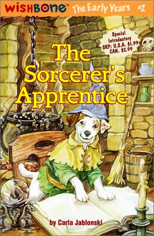 9780613280815: The Sorcerer's Apprentice (Wishbone: The Early Years)