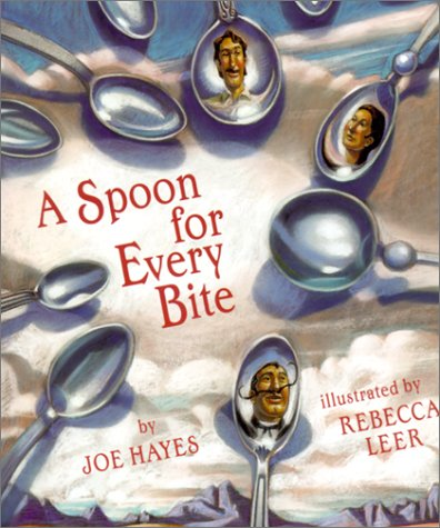 A Spoon for Every Bite: Hayes, Joe