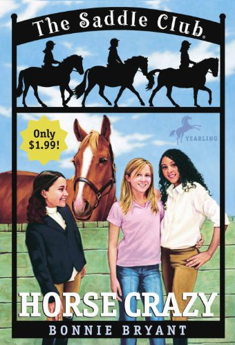 Horse Crazy (Turtleback School & Library Binding: Bryant, Bonnie