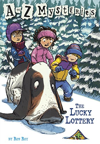 9780613283427: The Lucky Lottery (Turtleback School & Library Binding Edition) (A to Z Mysteries)