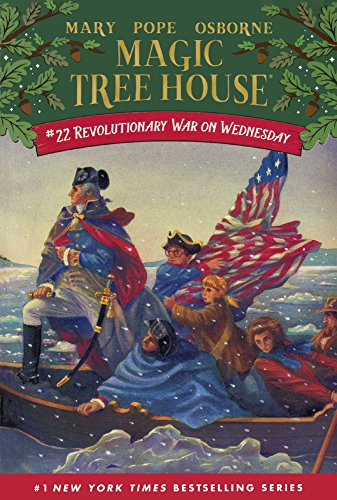 9780613283557: Revolutionary War On Wednesday (Turtleback School & Library Binding Edition) (Magic Tree House)