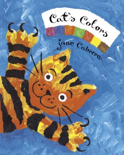 9780613284387: Cat's Colors (Turtleback School & Library Binding Edition)