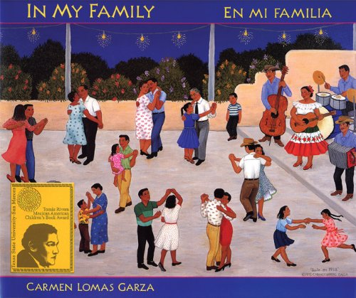 9780613285360: In My Family/En Mi Familia (Turtleback School & Library Binding Edition)