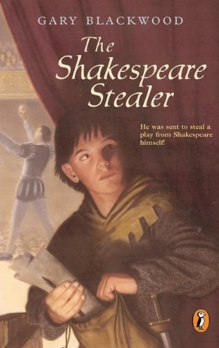 the shakespear stealer The shakespeare stealer (book) : blackwood, gary l : a young orphan boy is ordered by his master to infiltrate shakespeare's acting troupe in order to steal the script of hamlet, but he discovers instead the meaning of friendship and loyalty.