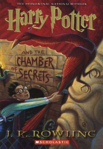 9780613287142: Harry Potter And The Chamber Of Secrets (Turtleback School & Library Binding Edition)