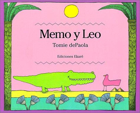 9780613289535: Memo Y Leo / Bill and Pete: Null (Coleccion Ponte Poronte)