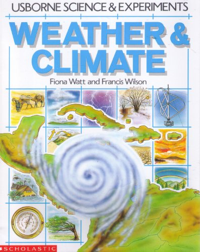 9780613293808: Weather and Climate (Usborne Science & Experiments)