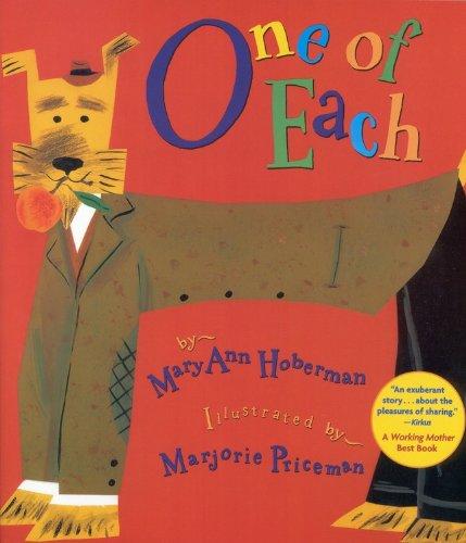 One of Each: Hoberman, Mary Ann