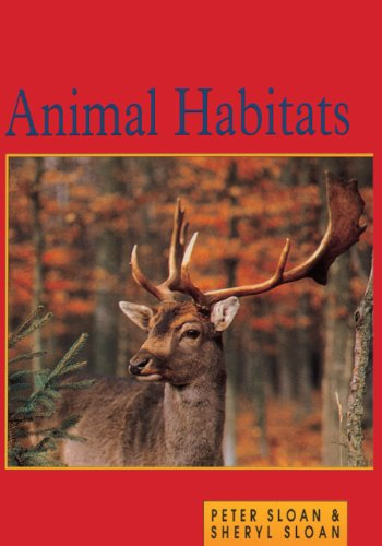 9780613302241: Animal Habitats (Turtleback School & Library Binding Edition) (Little Red Readers. Level 2)