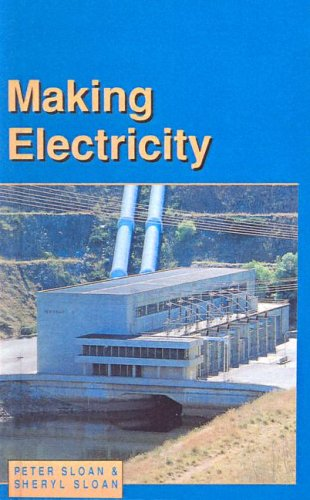 9780613305891: Making Electricity (Little Blue Readers. Set 5)