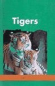 Tigers (Little Green Readers. Set 3) (0613307925) by Meredith Costain