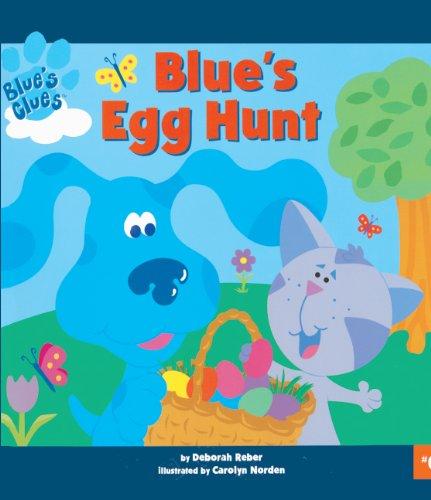 9780613310093: Blue's Egg Hunt (Turtleback School & Library Binding Edition) (Blue's Clues (Pb))