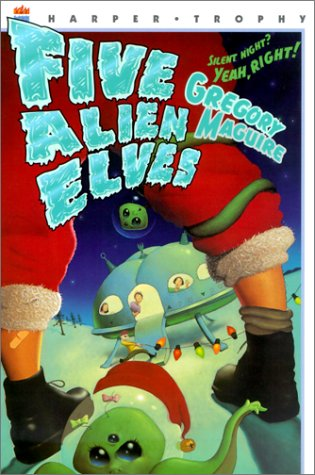 9780613311984: Five Alien Elves