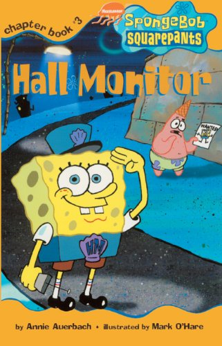 Hall Monitor (Turtleback School & Library Binding: Annie Auerbach