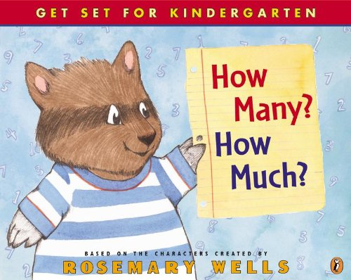 9780613313285: How Many? How Much? (Turtleback School & Library Binding Edition) (Get Set for Kindergarten!)