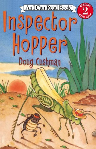 Inspector Hopper (Turtleback School & Library Binding Edition) (A I Can Read Book): Doug ...