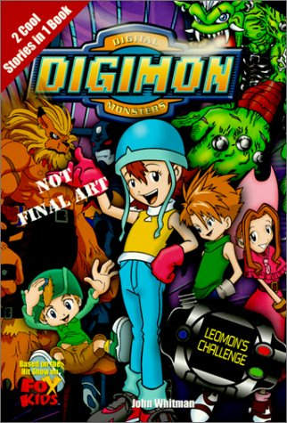 Leomon's Challenge (Digimon Digital Monsters) (0613314093) by Whitman, John