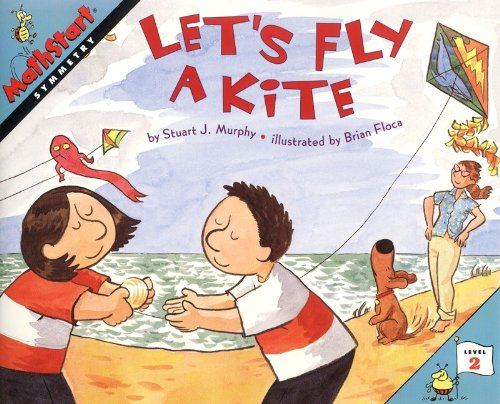 9780613314114: Let's Fly A Kite (Turtleback School & Library Binding Edition) (Mathstart: Level 2 (Prebound))