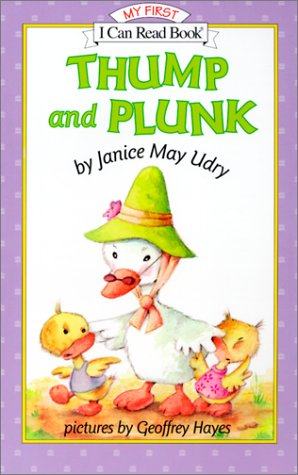 Thump and Plunk (My First I Can Read - Level Pre1 (Quality)) (0613318145) by Udry, Janice May