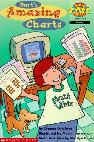 9780613323024: Bart's Amazing Charts (Hello Reader! Math Level 1)