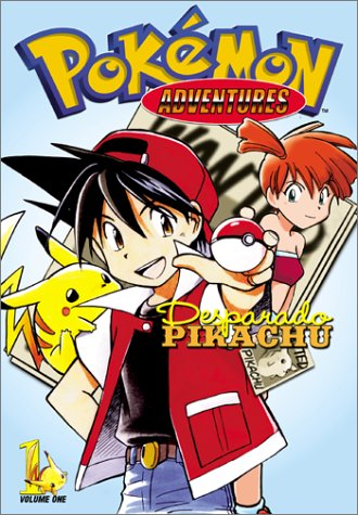 9780613324595: Pokemon Adventures: Volume 1, Desperado Pikachu (Pokemon Adventures (Viz Tb))