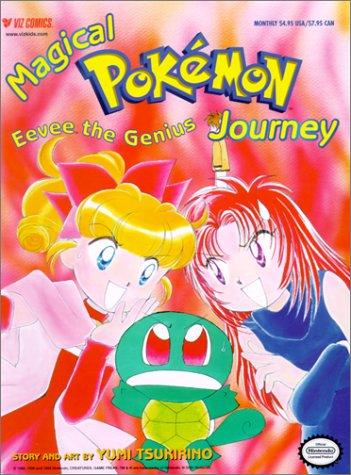 9780613325004: Eevee the Genius (Magical Pokemon Journey Part 2 (Pb))