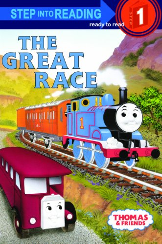 9780613326155: The Great Race (Turtleback School & Library Binding Edition) (Step Into Reading: (Early Pb))