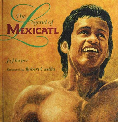 9780613327596: Legend of Mexicatl