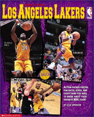 9780613328241: Meet the Los Angeles Lakers