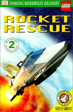 Rocket Rescue (DK Readers: Level 2 (Sagebrush)) (0613330064) by Nicola Baxter