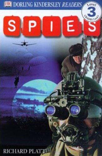Spies! (Turtleback School & Library Binding Edition) (DK Readers: Level 3 (Pb)): Richard Platt