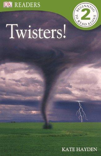 Twisters! (Turtleback School & Library Binding Edition) (DK Readers: Level 2): Kate Hayden