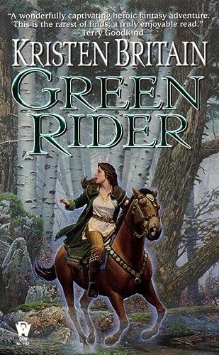 9780613334716: Green Rider (Turtleback School & Library Binding Edition) (Mage Wars)