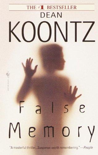 False Memory (Turtleback School & Library Binding: Dean R. Koontz