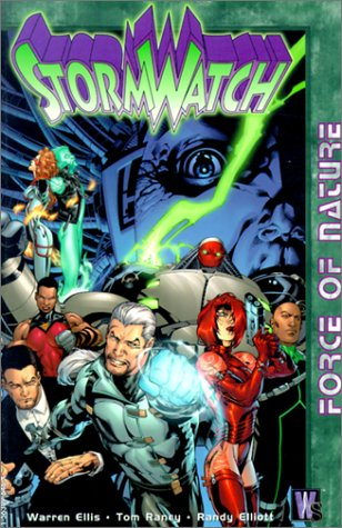 9780613339711: Force of Nature (Stormwatch)