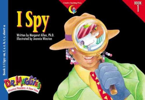 I Spy (Turtleback School & Library Binding Edition) (0613342755) by Margaret Allen