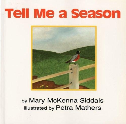 9780613355803: Tell Me a Season