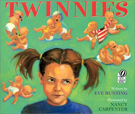 Twinnies (0613355881) by Bunting, Eve