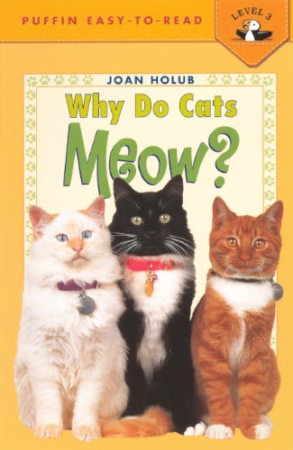 Why Do Cats Meow And Dogs Bark