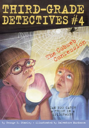 The Cobweb Confession (Turtleback School & Library Binding Edition) (Third Grade Detectives (...