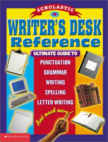 9780613357470: Scholastic Writer's Desk Reference